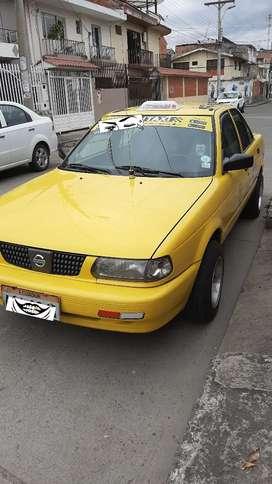 Se vende taxi 60mil