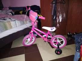 Bicicleta para bebé