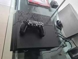 Play station 4 + control