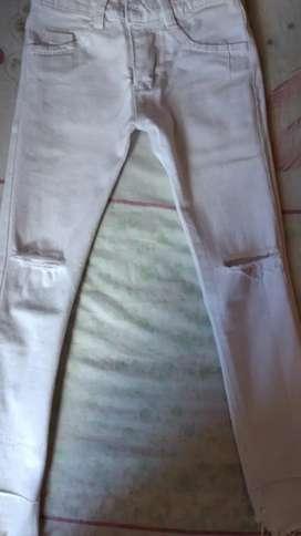hermoso pantalón para nena