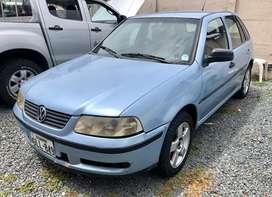 Volkswagen Gol Trendline 2001 Full Equipo