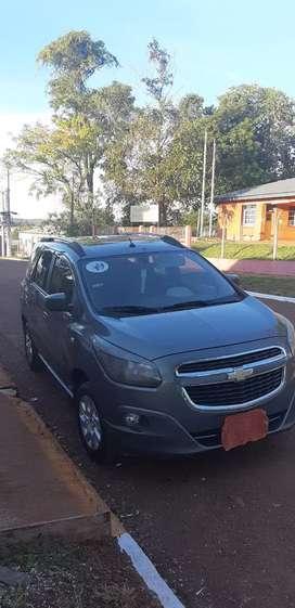 Chevrolet SPIN 1.3 LTZ Diesel 5asientos 2.013
