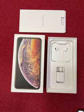 Iphone XS MAX 256Gb (Color Dorado)