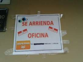 SE ARRIENDA OFICINA JURIDICA