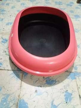 Se vende baño para gatos 50.000 por los dos