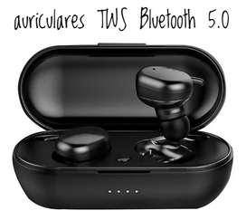 Auriculares TWS Bluetooth 5.0, sonido HD