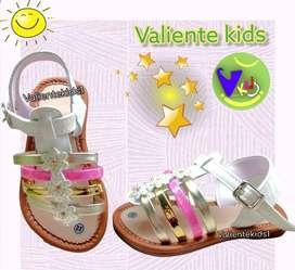 Sandalias para bebe niña