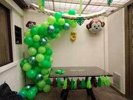 Decoraciones para tus fiestas de cumpleaños