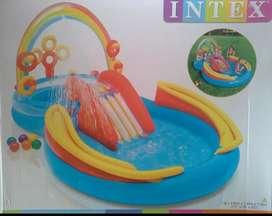 Piscina inflable infantil