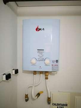 Venta de Calentadores a Gas