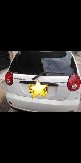 Chevrolet Spark Lite 2008