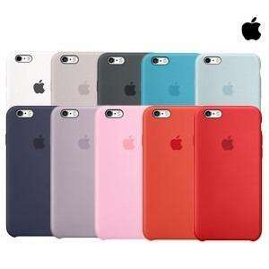 Funda Silicona Case Iphone 6 Plus Sof Touch Blister 0