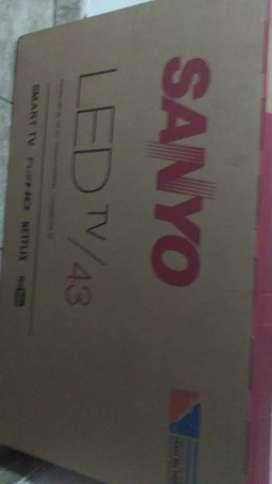Vendoooooooo smart TV de 43 nuevo en caja