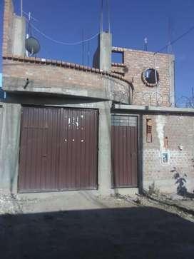 Venta de casa en Ayacucho - Canan Bajo