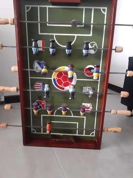 Vendo futbolin