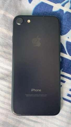 iPhone 7 estado 80% batería