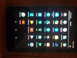 Vendo tablet, en excelente estado,como nueva