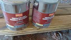 Vendo  2 latas de pintura