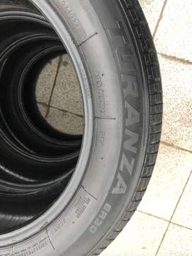 Bridgestone Turanza ER30 205/55 R16 (Usadas-Buen estado)