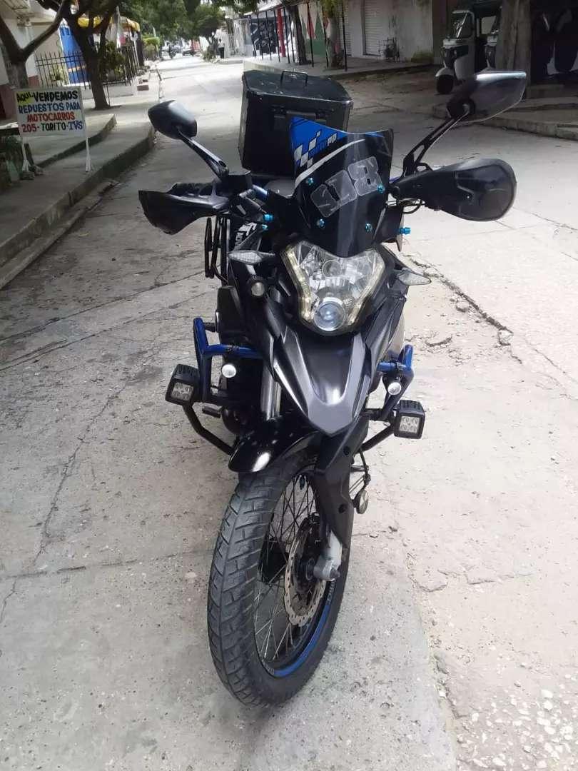 TT Adventour 250 0
