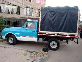 Chevrolet C 10 modelo 71 camioneta de estacas