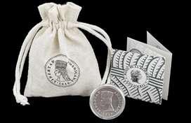 Moneda Conmemorativa 10.000 Pesos Bicentenario Colombia Unc