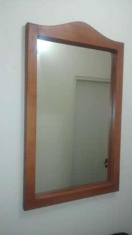 Vendo Espejos de Algarrobo Nuevos