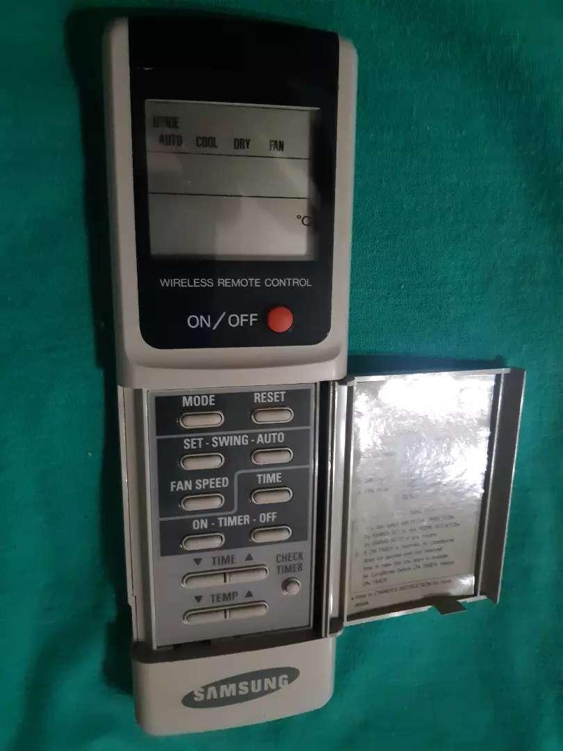 Control Remoto Samsung aire acondicionado
