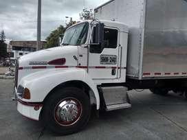 Camion Kenworth T 300 Furgon Publico