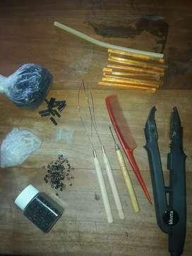 Kit para Colocar Extensiones de Cabello