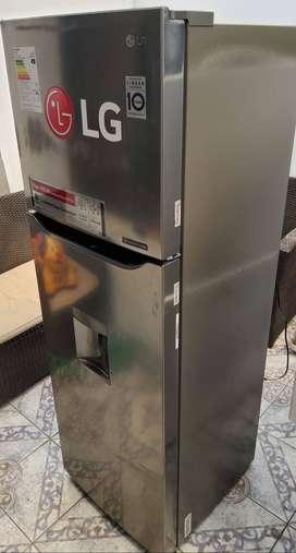 refrigeradora LG de 2da mano