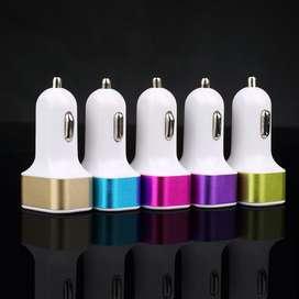 adaptador de carda para Auto Rapido 3 USB Iphone 5 5s 6 6s Plus Ipod 7 Ipad