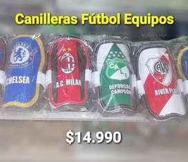 CANILLERAS FUTBOL JUNIOR ECO. EQUIPOS