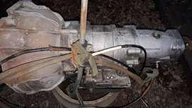 CAJA AUTOMATICA PEUGEOT 504