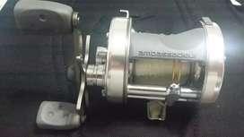 Reel Abu García 6500 c3 sin uso