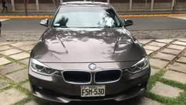 Vendo BMW 316i Modelo 2014 TwinTurbo Impecable