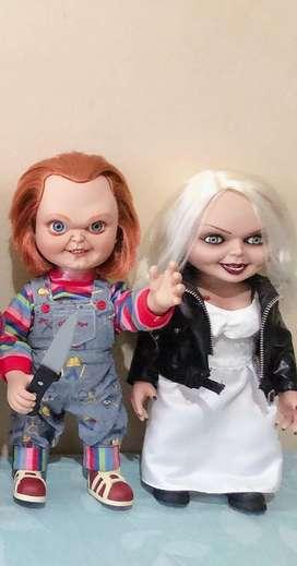 Muñecos chucky importados