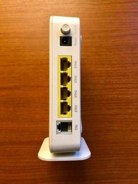 Modem Router Adsl Inalambrico/Wireless/