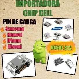 PIN DE CARGA