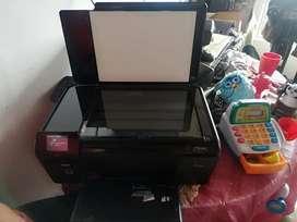 Impresora HP d110 inalámbrica con entrada sd