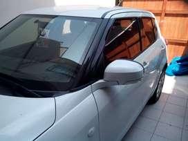 Suzuki swit hashback, año 2015, color blanco en excelente estado, km 31000, mecánico.