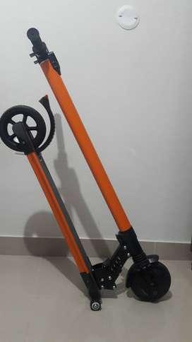 Scooter Eléctrico Modelo Z6