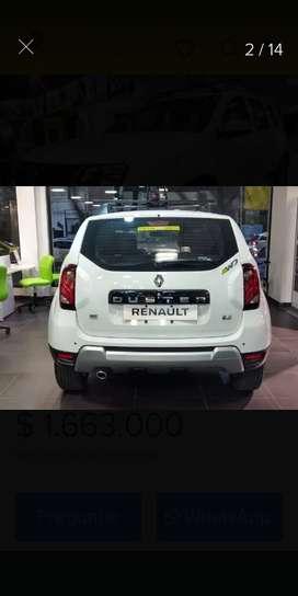 Renault Duster 2.0 2020 sin rodar