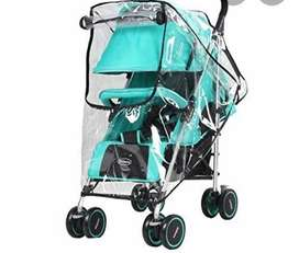 Protector impermeable coche bebe