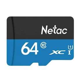 Memoria micro SD 64GB Netac 1 año de garantia