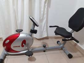 Bicicleta fija Magnetica