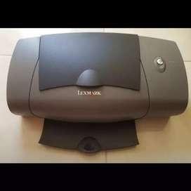 Impresora marca LEXMARK
