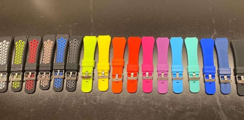 Correas/Mallas Galaxy Watch/S3 0