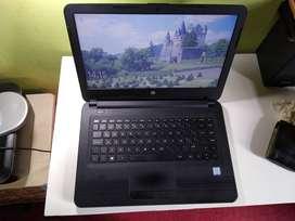 """Notebook HP 240 G5 I5 6ta Gen. SSD 120GB RAM 12GB 14"""""""