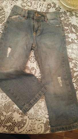 Jeans T4 Cheeky como nuevo.